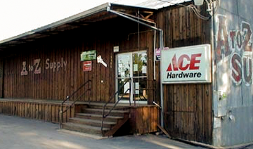 A to Z Supply Hardware, Grass Valley, California