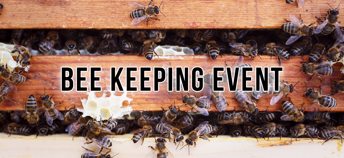 A to Z Bee Keeping Event