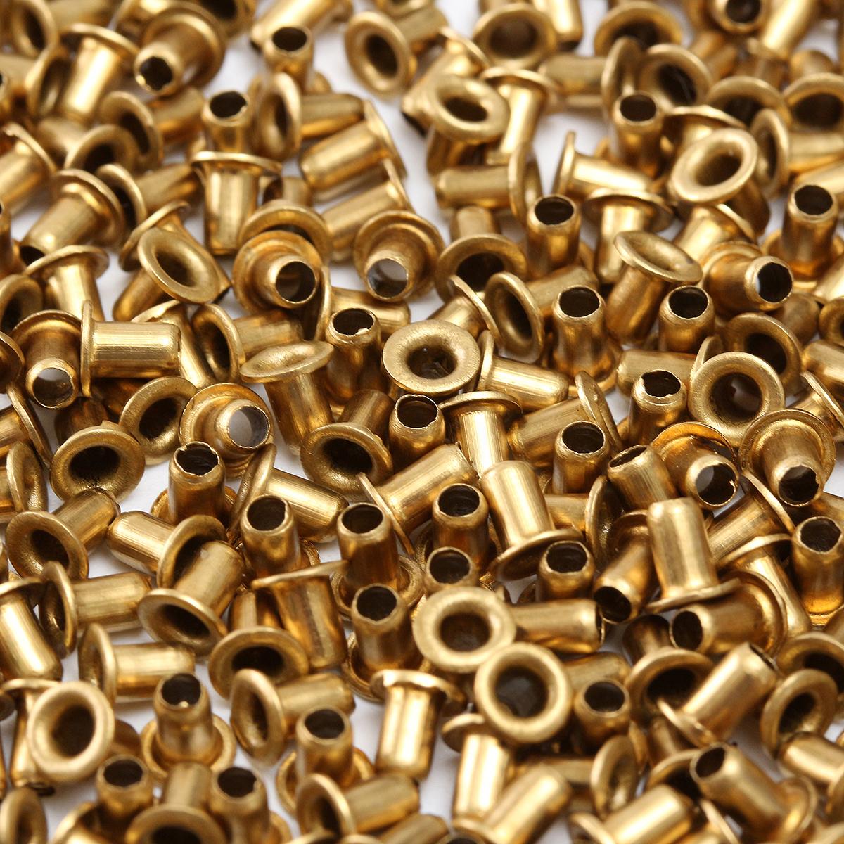 Brass Eyelets – 100 pak – A to Z Supply   ACE Hardware / Garden ...